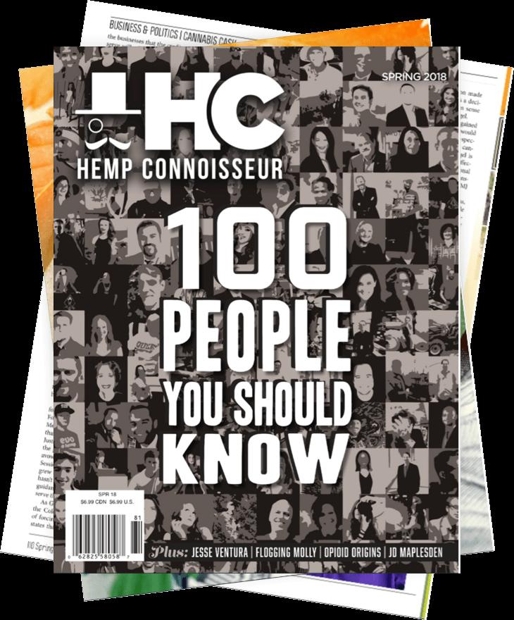 Cannabis Cash | HC Magazine Spring 2018